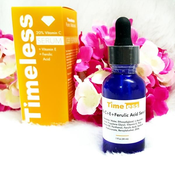 Tinh chat Timeless Vitamin C + E + Ferulic Acid (2)