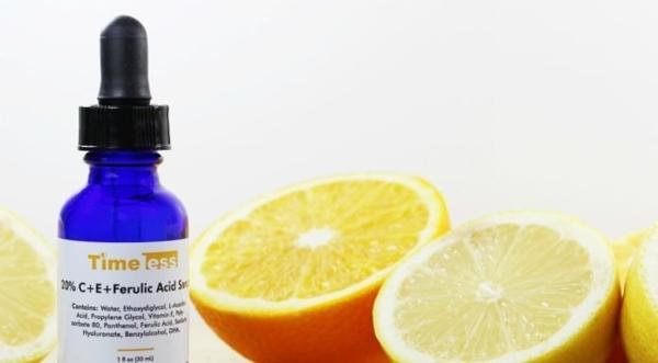 Tinh chat Timeless Vitamin C + E + Ferulic Acid (5)