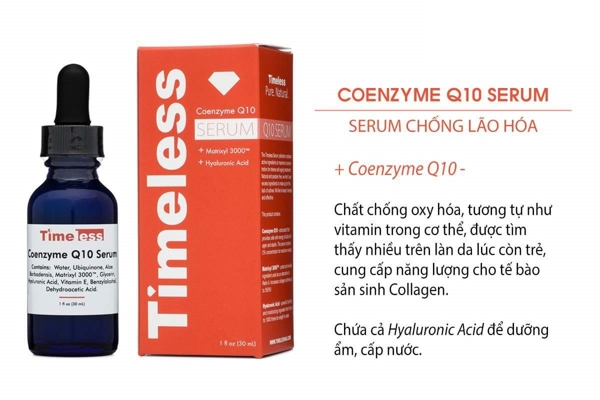 Tinh chat chong lao hoa timeless coenzyme Q10 (3)