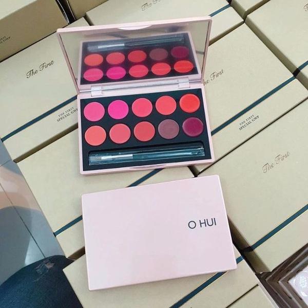Bang son Ohui li 10 mau dep nhat - Ohui Rouge Real Lipstick (7)