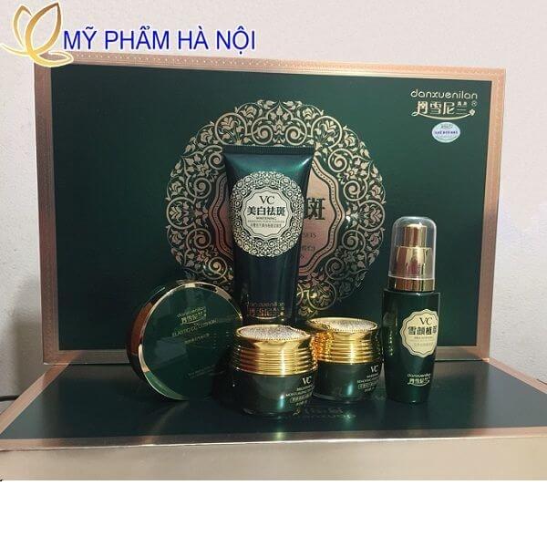Bo hoang cung Danxuenilan XANH VC – Phien ban moi 2018