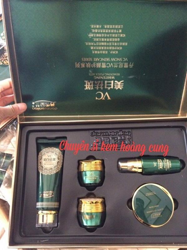 Bo hoang cung Danxuenilan XANH VC - Phien ban moi 2018 (7)
