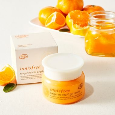 Kem Duong Da Innisfree Tangerine Vita C Gel Cream (6)