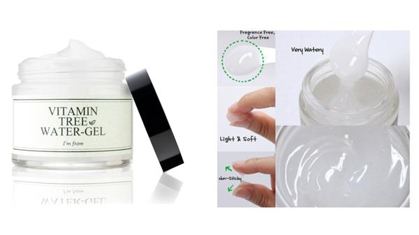 Kem duong Vitamin tree water gel - Han quoc (2)