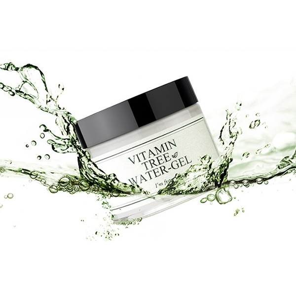 Kem duong Vitamin tree water gel - Han quoc (5)