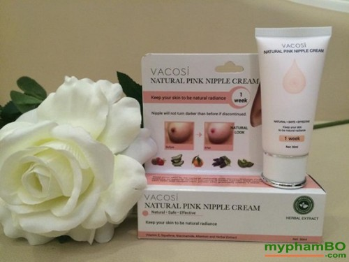 Kem lam hong nhu hoa Vacosi Natural Pink Nipple Cream (5) - Copy
