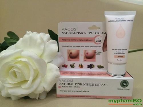 Kem lam hong nhu hoa Vacosi Natural Pink Nipple Cream (5) - Copy
