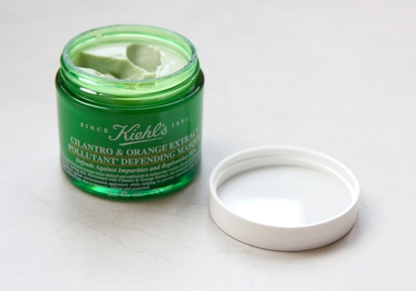 MAT NA NGU KIEHL'S CILANTRO & ORANGE EXTRACT POLLUTANT DEFENDING MASQUE MINISIZE 14ML (17)