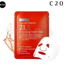 Mat Na Giay OST Natural Vitamin 21.5 - Enhancing Sheet Mask (2)
