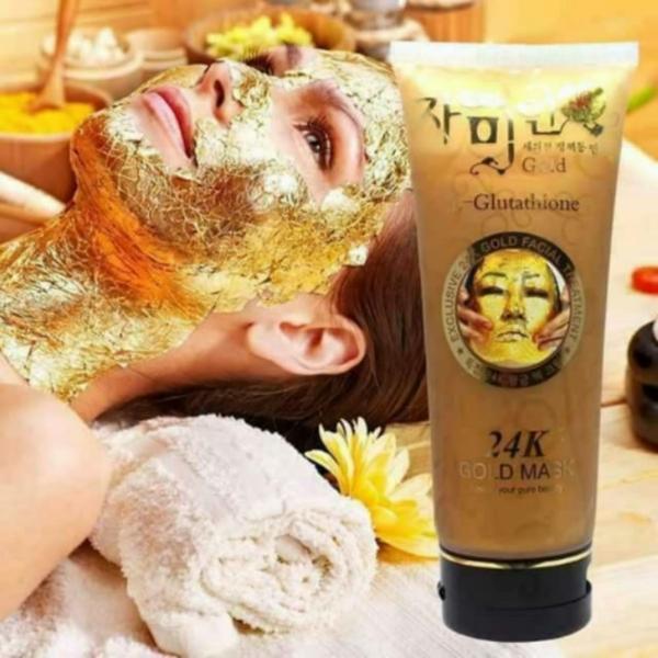 Mat na vang 24K Gold Mask (L- Glutathione) Han Quoc (2)