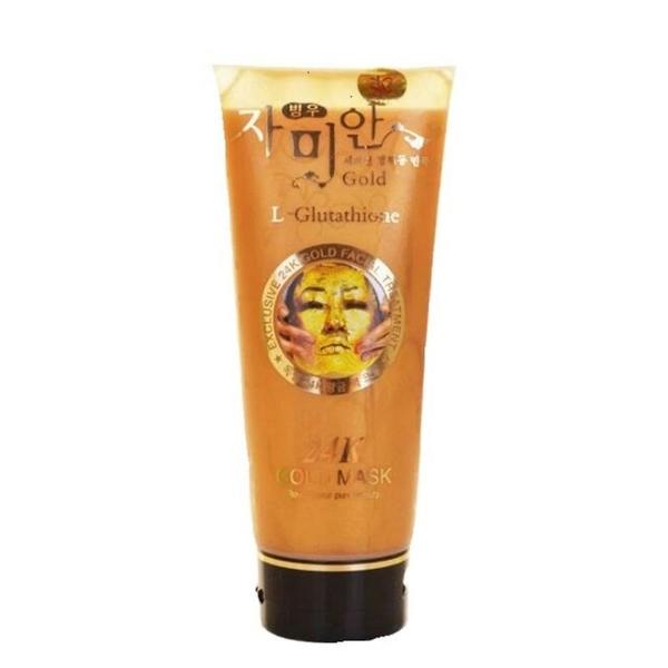 Mat na vang 24K Gold Mask (L- Glutathione) Han Quoc (3)