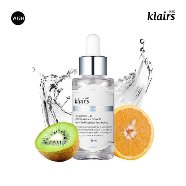Serum Klairs Freshly Juiced Vitamin Drop 35ml (6)