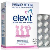 Thuoc Elevit vien uong danh cho ba bau loai 100 vien cua Uc (Bayer Australia) (7)