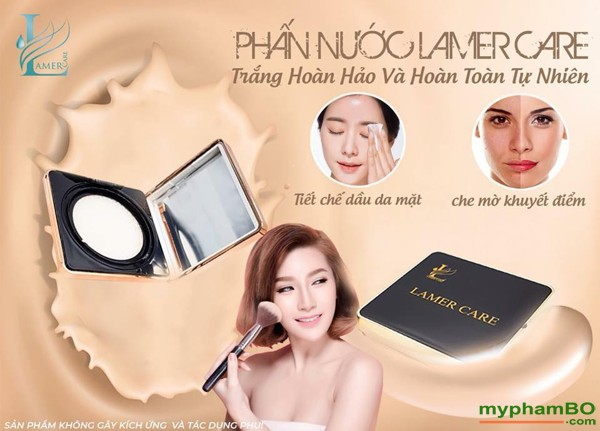 Phan nuoc Lamer Care Perfect Snow Cusion (5)
