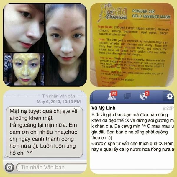 Bot dap mat na tinh chat Vang Gold 24k 100gr (3)
