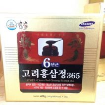 Cao hong sam Han quoc Daehan 240g x2 lo - Korean 6 years red
