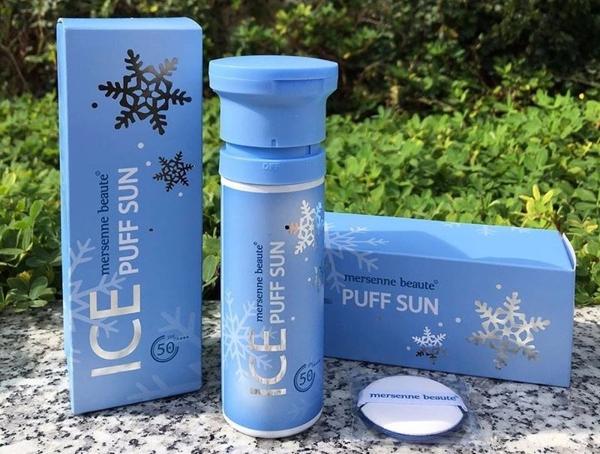 Kem Chong Nang Ice Puff Sun SPF 50+ 100ml (2)