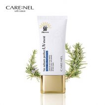 Kem Chong Nang Nang Tone Da Carenel No Sebum Perfect UV Shield SPF50 (2)