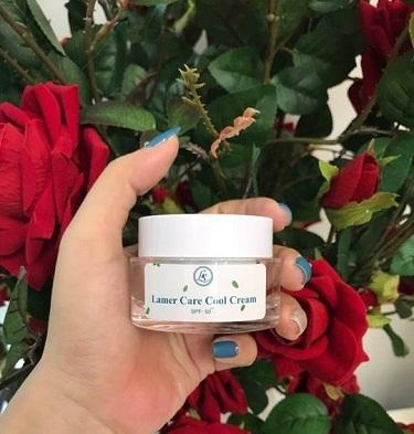 Kem face lanh cool cream Lamer Care (2)
