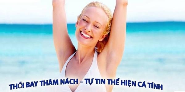 Kem tri tham nach Vacosi whitening armpit cream - Han quoc (2)