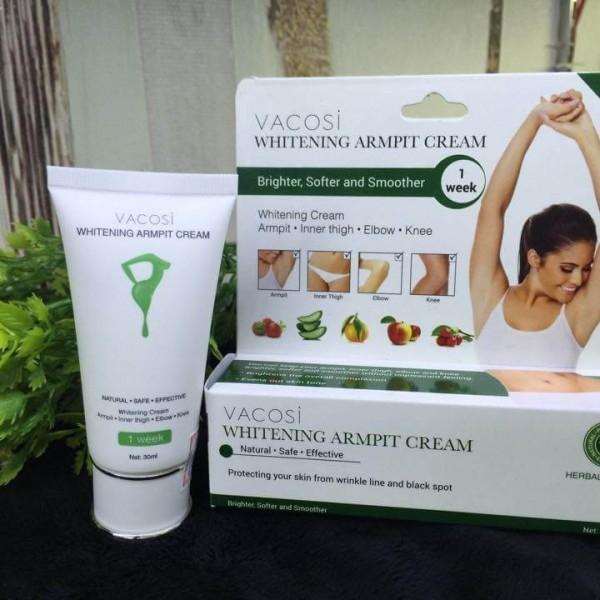 Kem tri tham nach Vacosi whitening armpit cream - Han quoc (7)
