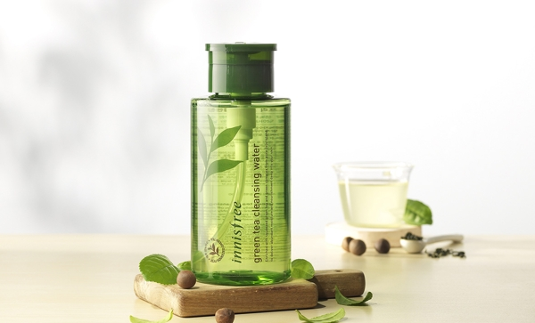 Nuoc tay trang Innisfree Green Tea Cleansing Water 300ml (3)