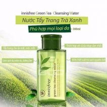 Nuoc tay trang Innisfree Green Tea Cleansing Water 300ml (6)