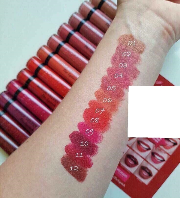 Son Thoi Bourjois Rouge Velvet Lipstick – Phap