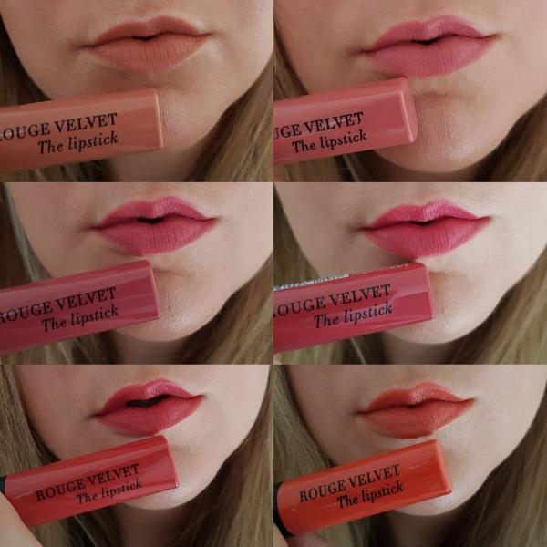 Son Thoi Bourjois Rouge Velvet Lipstick - Phap (9)