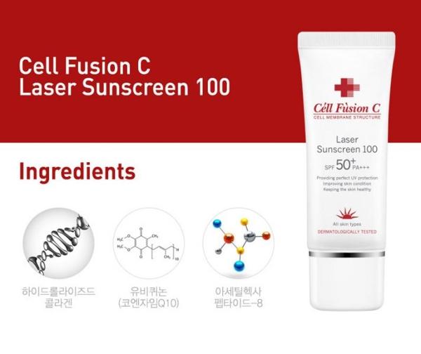 Kem chong nang Cell Fusion C Laser Sunscreen 50ml (1)