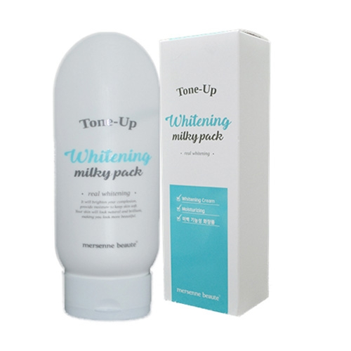 Kem duong trang da Body - tone up whitening milky pack (6)