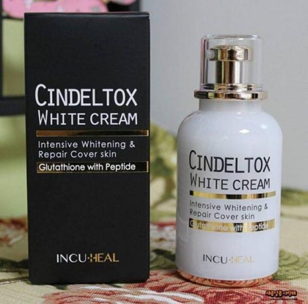 Kem duong trang da Cindel Tox White Cream (9)