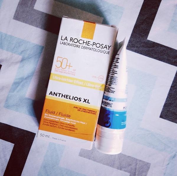 Set Kem Chong Nang Va Nha Nang La Roche Posay Anthelios XL Comfort SPF50+ 50ml (2)