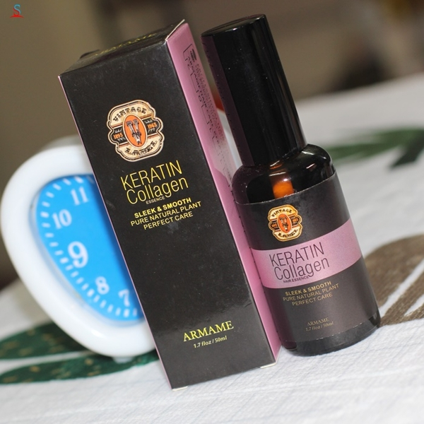 Tinh dau duong toc Keratin Collagen Armame - Y (6)
