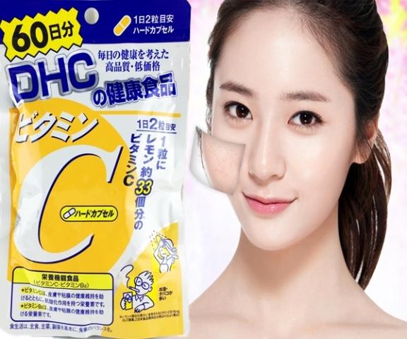 Vien Uong Bo Sung Vitamin C DHC Nhat Ban 120 Vien (6)