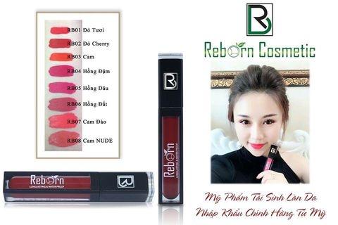 Son kem li Reborn matte lipstick - My (1)
