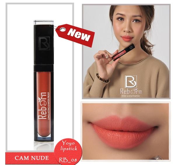 Son kem li Reborn matte lipstick - My (11)