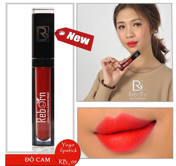 Son kem li Reborn matte lipstick - My (2)