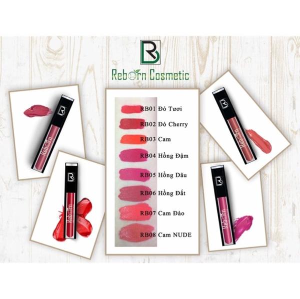 Son kem li Reborn matte lipstick - My (6)