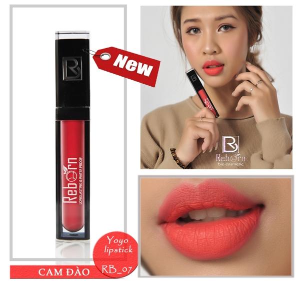 Son kem li Reborn matte lipstick - My (8)