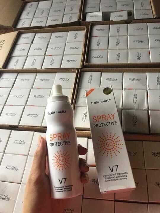 Xit chong nang Han Quoc spray protective V7 - Han quoc (5)