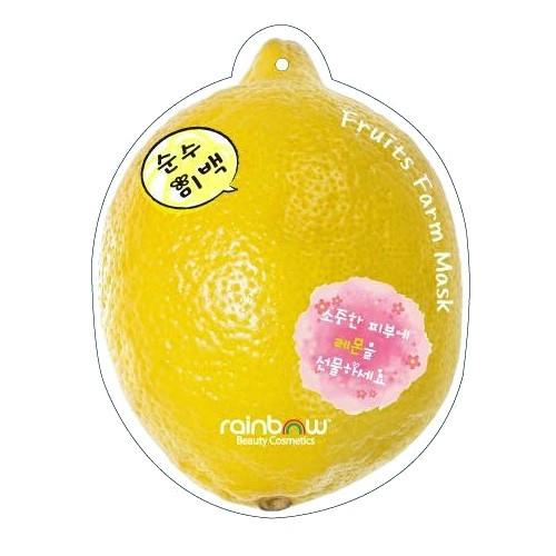 Mat na hoa qua Rainbow fruit farm mask pack - Han quoc (5)