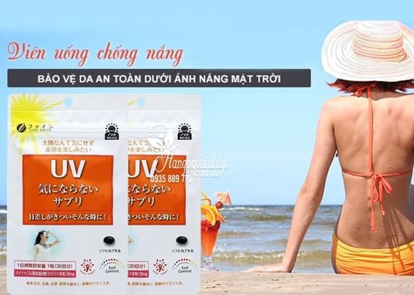 Vien uong chong nang UV Fine nhat ban (6)