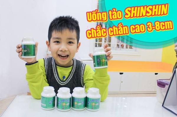 Vien uong tang chieu cao cho tre Shinshin Kakumei - Nhat Ban (3)