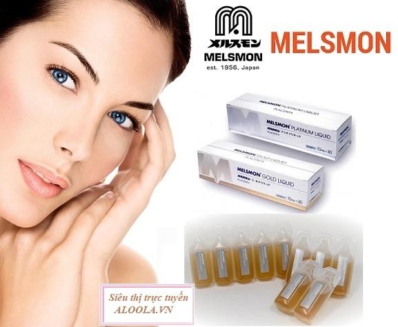 Nuoc uong nhau thai ngua Melsmon Platinum Liquid Placenta - Nhat Ban (6)