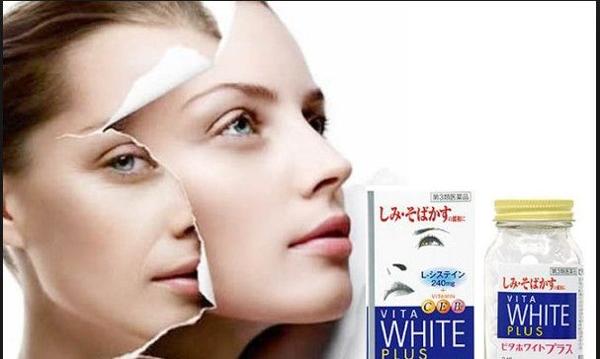 Vien uong trang da Vita White Plus 240 vien - Nhat ban (7)