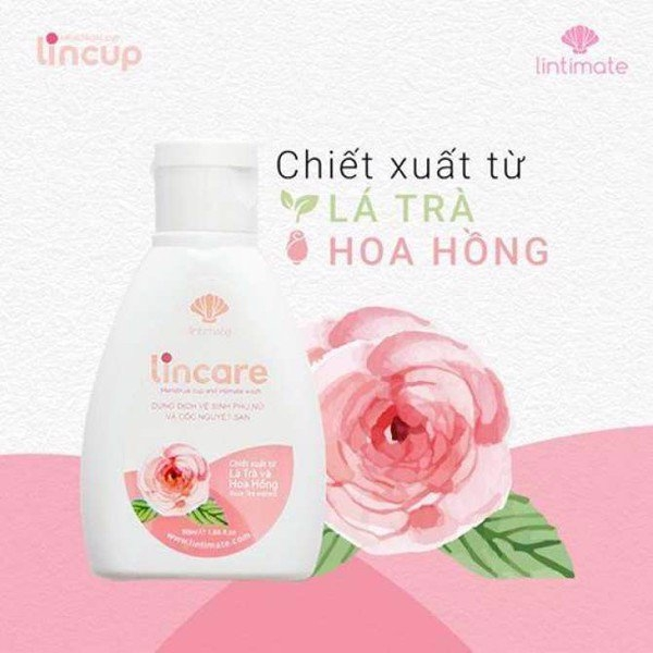 Dung dich ve sinh phu nu Lincare - Lintimate (1)