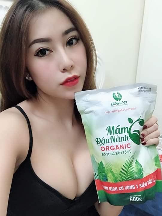 Mam dau nanh Organic Linh Spa - Bo sung sam to nu (7)