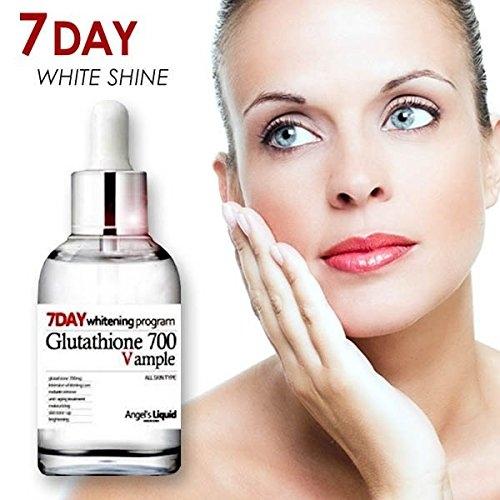 Huyet thanh trang da 7day Whitening Program Glutathione 700 V-ample (3)