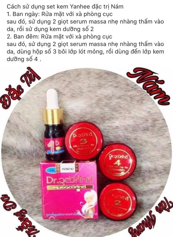 Kem Dac Tri Nam, Sam Da Yanhee Thai Lan (2)